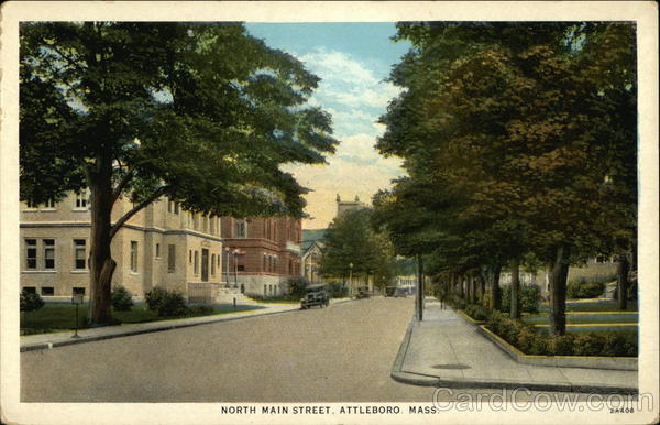 North Main Street Attleboro Massachusetts