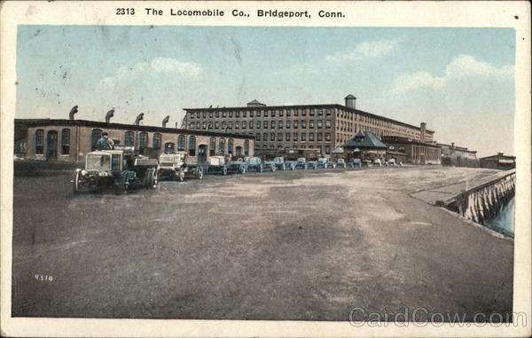 The Locomobile Co. Bridgeport Connecticut