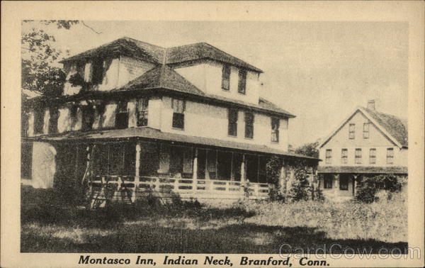 Montasco Inn, Indian Neck Branford Connecticut