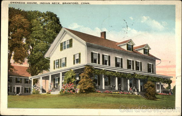 Owengo House, Indian Neck Branford Connecticut