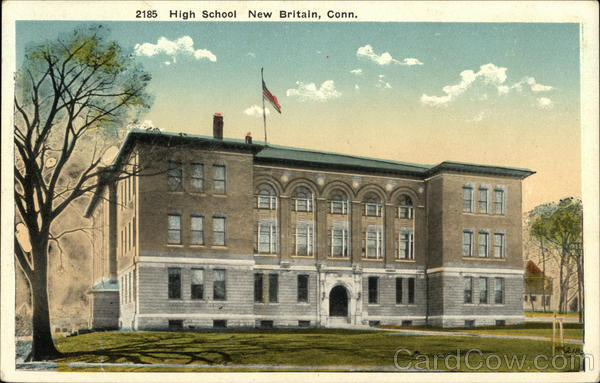 High School New Britain Connecticut