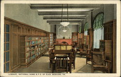 Library, National Home B.P.O. of Elks