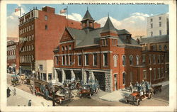 Central Fire Station and K. of C. Building