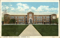 Luther L. Wright High School