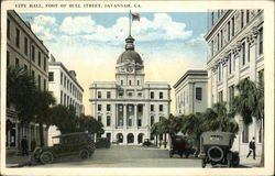 City Hall, Foot of Bull Street