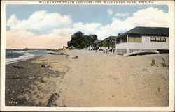 Waldameer Beach and Cottages, Waldameer Park
