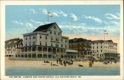 The Empire, Linwood and Vesper Hotels