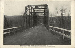 Bridge over Farmington River