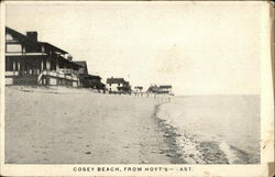 Cosey Beach Postcard