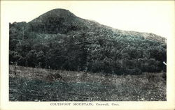 Coltsfoot Mountain Postcard