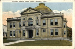 Fairfield County Court House