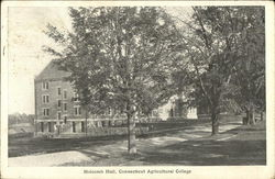 Connecticut Agricultural College - Holcomb Hall