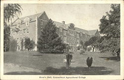 Connecticut Agricultural College - Koon's Hall
