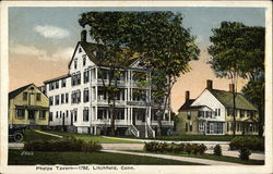 Phelps Tavern - 1782
