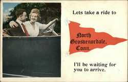 Lets take a ride to North Grosvenordale, Conn.