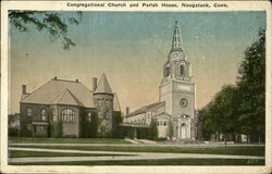 Congregational Church and Parish House