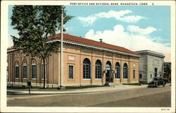 Post Office and National Bank