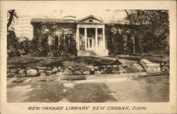 New Canaan Library