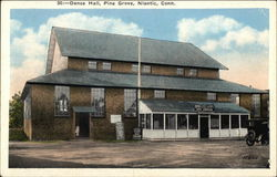 Dance Hall, Pine Grove