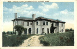 The Late Mark Twain's Residence