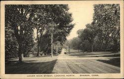 Lower Main Street, Looking North