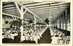 Wilcox's Pier Restaurant at Savin Rock