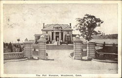The Poll Mansion Postcard