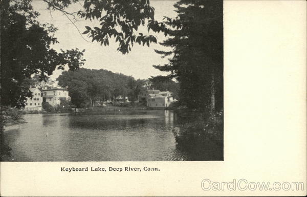 Keyboard Lake Deep River Connecticut