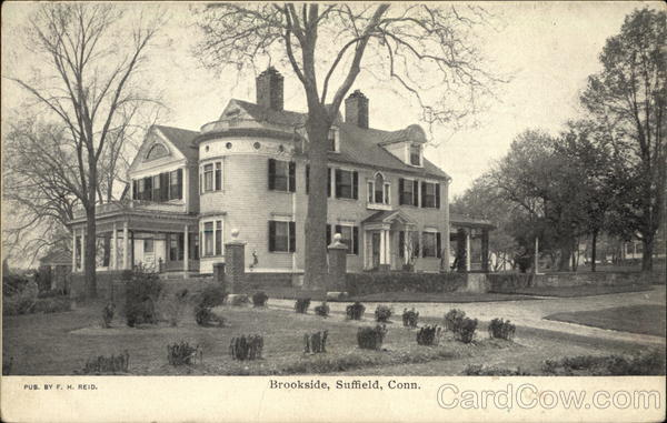 Brookside Suffield Connecticut