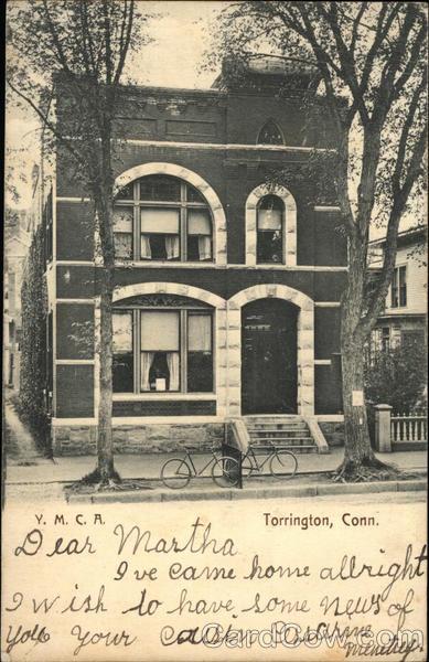 Y.M.C.A. Torrington Connecticut