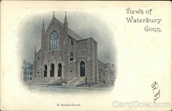 St. Patrick's Church Waterbury Connecticut