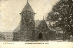 Ansonia Library