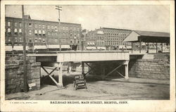 Railroad Bridge, Main Street