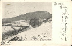 Canaan Mountain Postcard