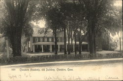 Cheshire Academy - Old Building