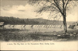 The Big Dam on the Housatonic River