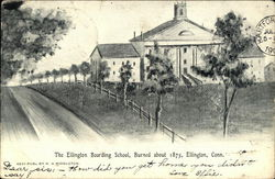 The Ellington Boarding School
