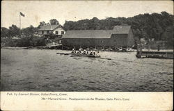 Harvard Crew, Headquarters on the Thames