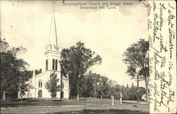 Congregational Church and Village Green