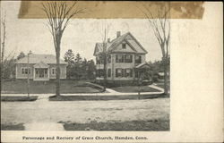 Parsonage and Rectory of Grace Church