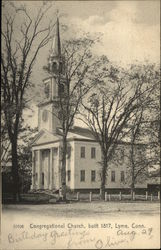 Congregational Church, built 1817