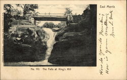 The Falls at King's Mioll