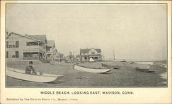 Middle Beach, Looking East