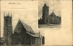 Churches of Meriden