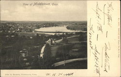 View of Middletown, Conn.