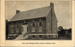 New East Haddam Public Library