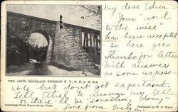 The Arch, Highland Division, N.Y., N.H. & H. Railroad