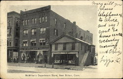 McMillan's Department Store