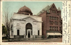 Savings Bank of New Britain and YMCA Building