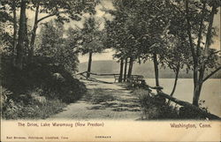 The Drive, Lake Waramaug